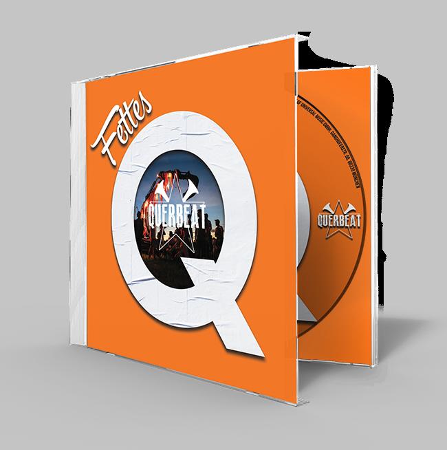 Das Album Fettes Q von Querbeat.